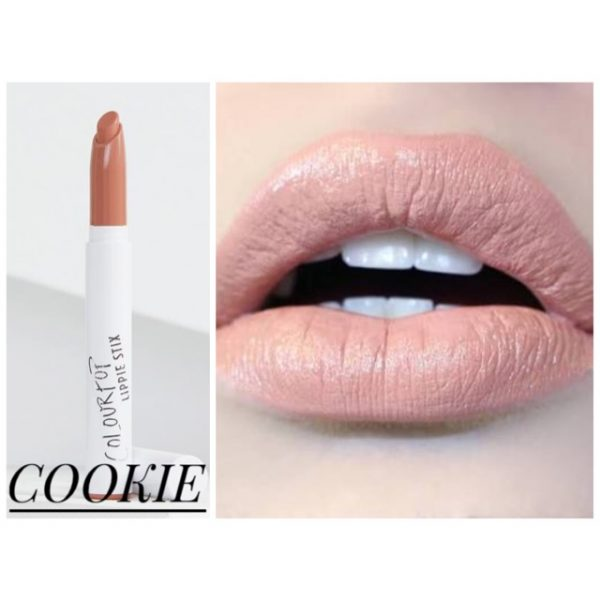 رژلب اورجینال کالر پاپ رنگ cookie
