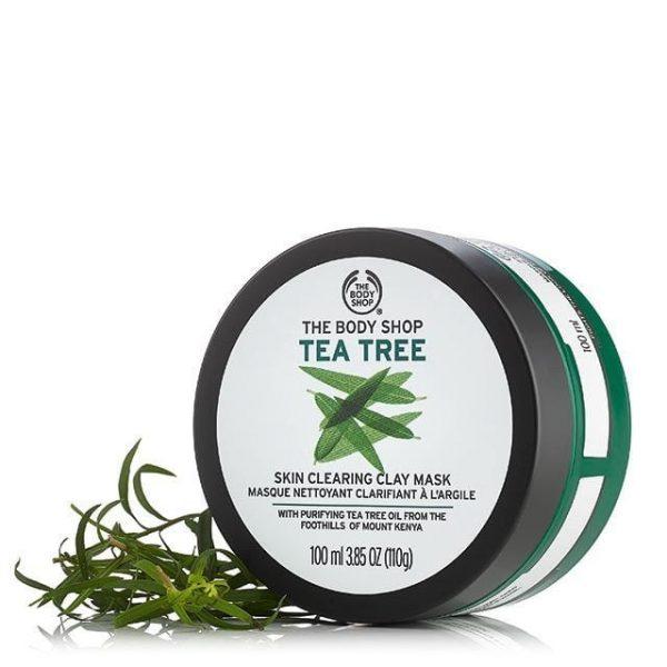 ماسک رس درخت چای بادی شاپ ۱۰۰ میل