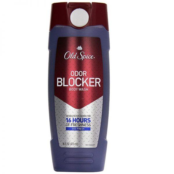 شامپو بدن مدل Odor Blocker اولد اسپایس ۴۷۳ میل