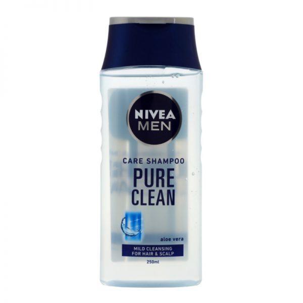 شامپو مو مردانه مدل Pure Clean نیوآ ۲۵۰ میل